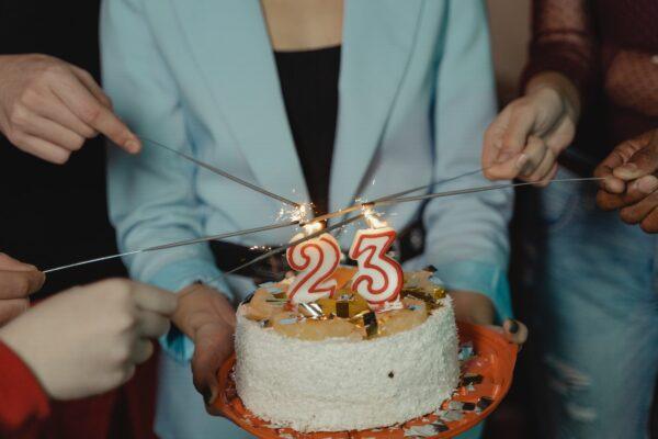 Min fødselsdagsfest blev skræddersyet af event bureau