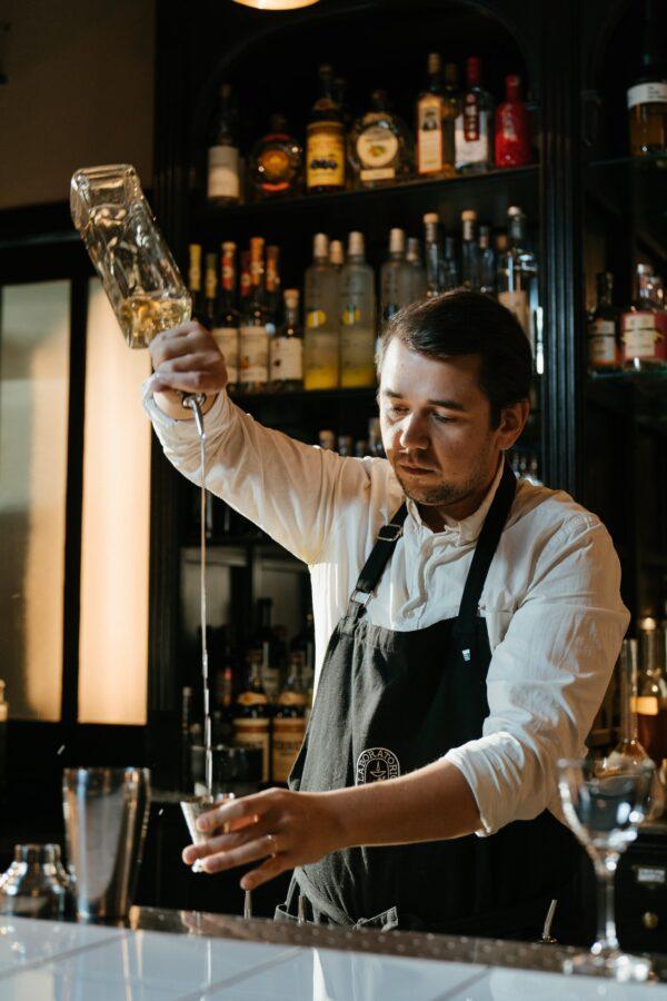 Lej bartender? Disse drinks valgte jeg